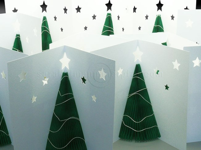 Christmas Forest Card